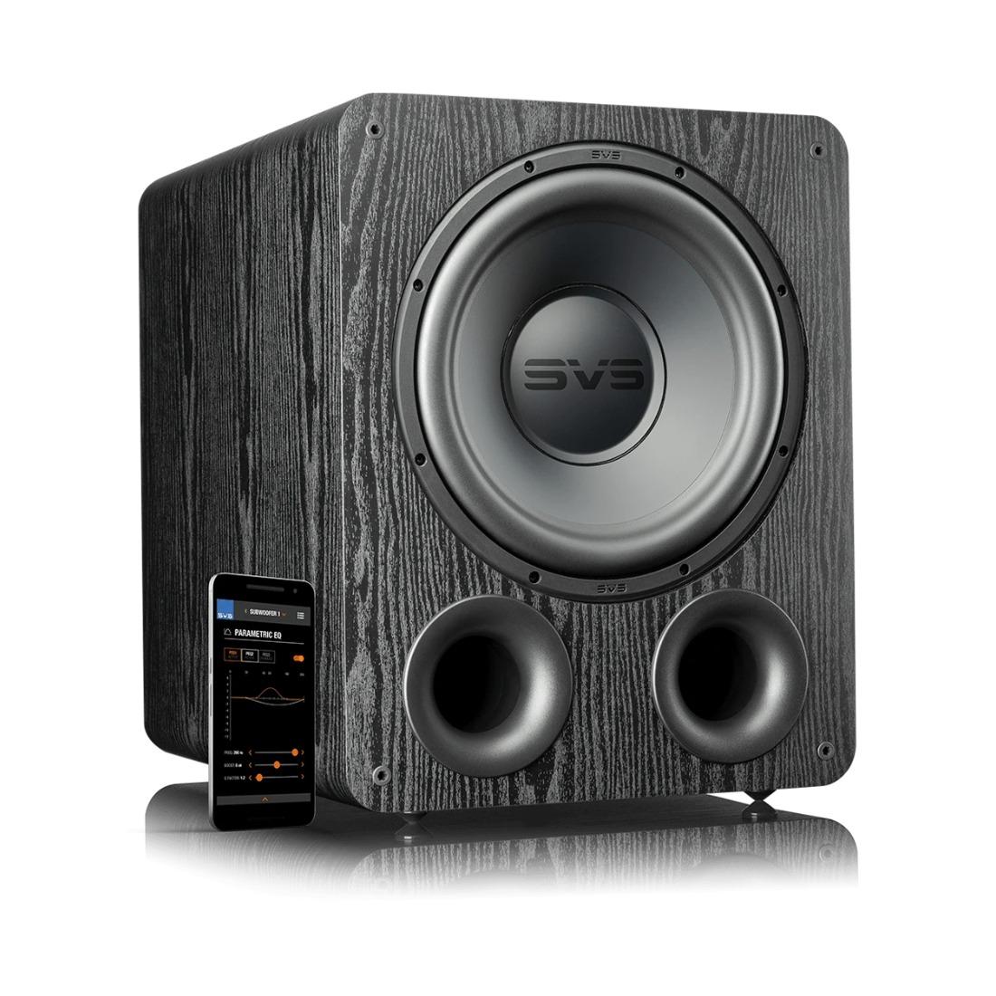 SVS PB-1000 Pro (Black Ash)