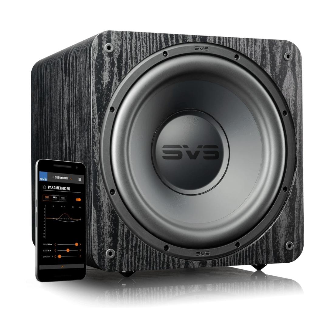 SVS SB-1000 Pro (Black Ash)