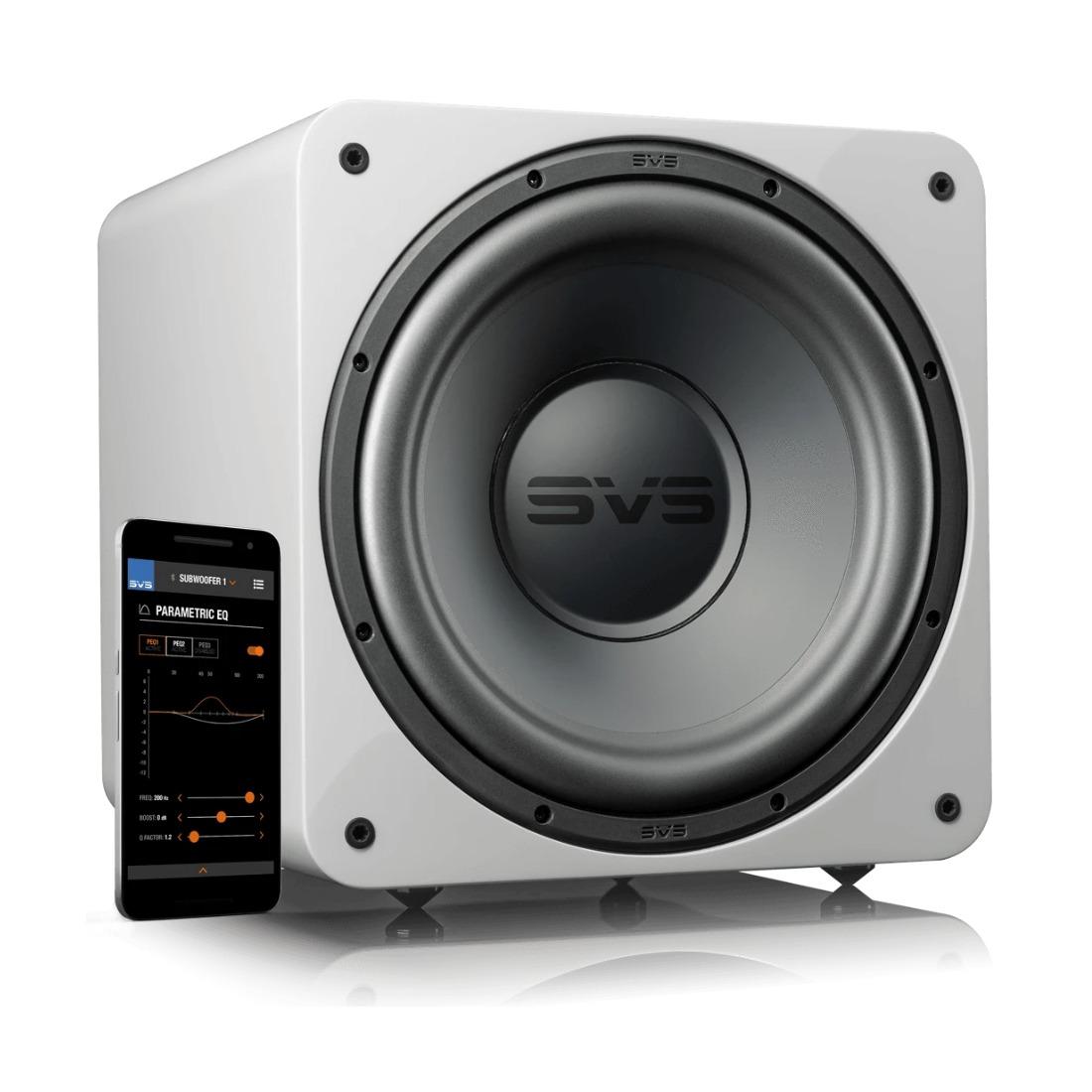 SVS SB-1000 Pro (Piano Gloss White)