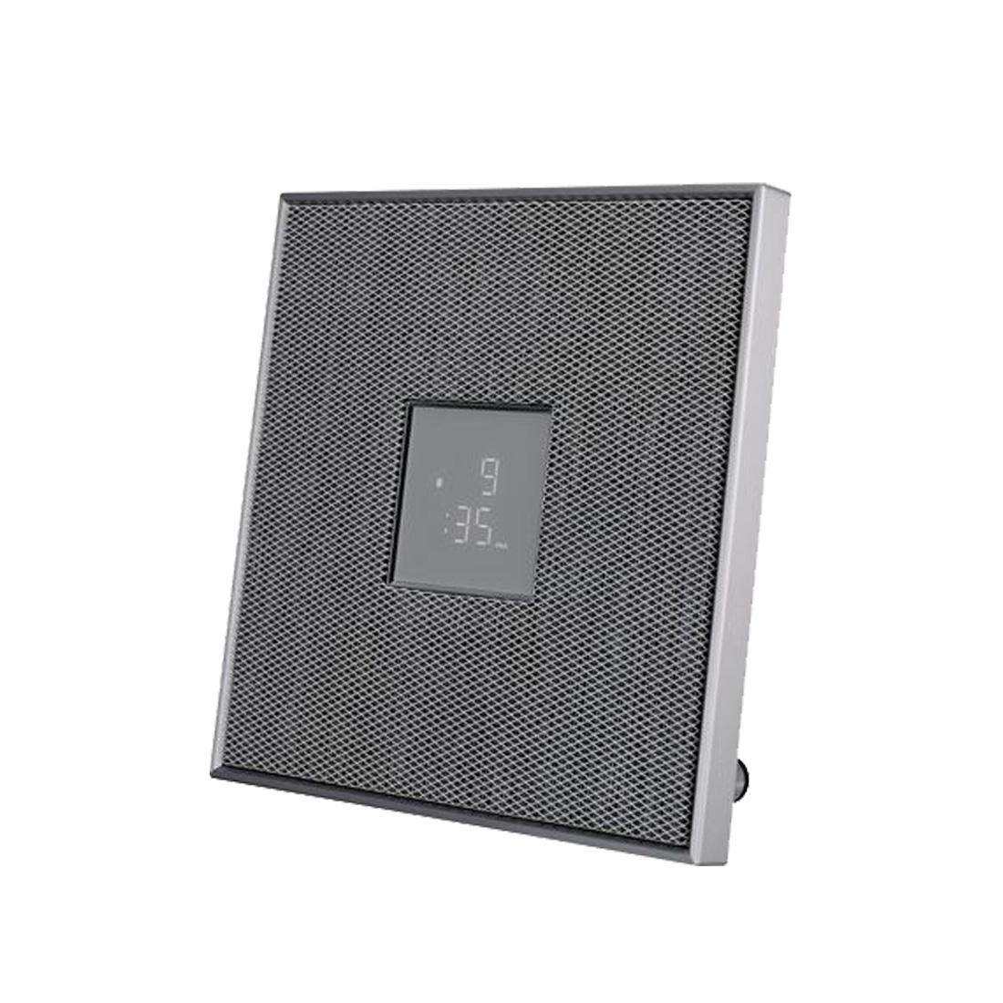 Yamaha ISX-80 Restio Lifestyle integrated Musicast/Clock/Bluetooth Speaker WHITE